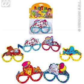 Little Animal Glasses - Fancy Dress (Animals)
