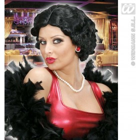 Betty Wig - Black - Fancy Dress