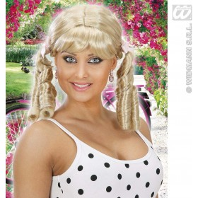 Lolita Wig - Blonde - Fancy Dress