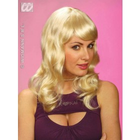 Sarah Wig Blonde - Fancy Dress