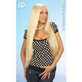 Extra Long Wig Boxed Blonde - Fancy Dress