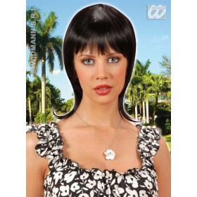 Celine Wig - Black - Fancy Dress