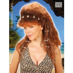 Cavewoman Wig - Fancy Dress Ladies (Cavemen)
