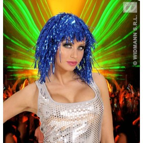 Disco Wig 6 Colours Asstd - Fancy Dress (1970S)