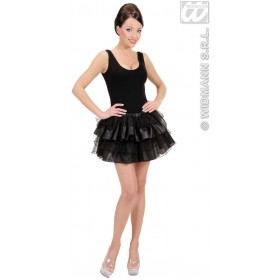 Black Fantasy Tutus - Adult Size - Fancy Dress Ladies