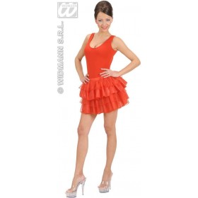 Red Fantasy Tutus - Adult Size - Fancy Dress Ladies