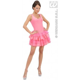 Pink Fantasy Tutus - Adult Size - Fancy Dress Ladies