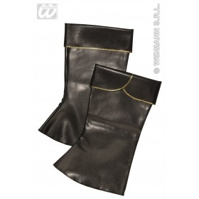 Boot Tops Leatherlook - Fancy Dress