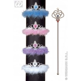 Tiara / Sceptre 4 Colours - Fancy Dress