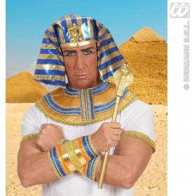 Golden Pharaoh Sceptres - 48 Cm - Fancy Dress