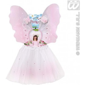 Butterfly Set:Tutu, Wings, Head Bopper - Fancy Dress