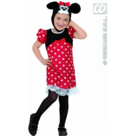 Mouse Toddler Costume Fancy Dress Costume Kids Age 3-4 (Animals)