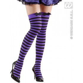 Bat Over Knee Socks 70 Den - Fancy Dress