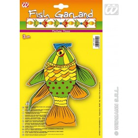 Fish Garlands - 3M - Fancy Dress