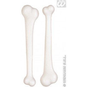 Bag Of 2 Bones 23Cm - Fancy Dress
