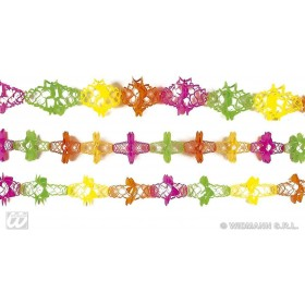 Neon Garland Pvc 270Cm - Fancy Dress