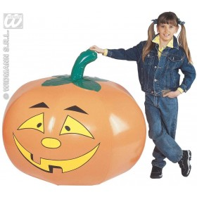 Inflatable Giant Pumpkin 75X110Cm - Fancy Dress (Halloween)