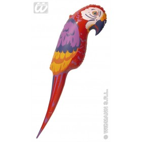 Inflatable Parrot 110Cm - Fancy Dress
