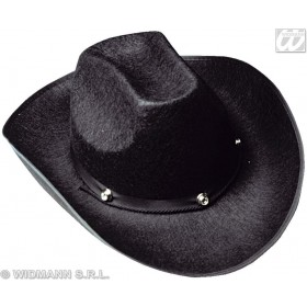 Felt Cowboy Hat W/Bolt - Fancy Dress (Cowboys/Indians)