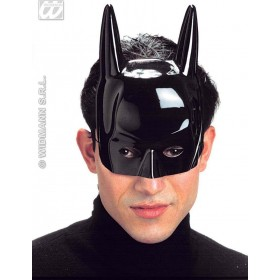 Bat Mask Plastic - Fancy Dress