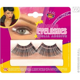 Jumbo Black Eyelashes - Fancy Dress