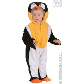 Penguin  Kids Jumpsuit W/Headpiece Costume Age 1-2 (Animals)