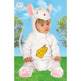 Baby Cutie Mouse Fancy Dress Costume Age 1-2 (Animals)