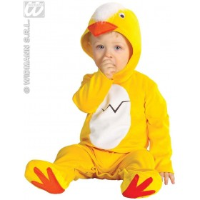 Baby Chick Cutie Fancy Dress Costume Age 1-2 (Animals)