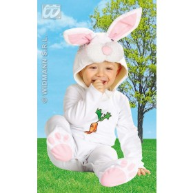 Baby Bunny Cutie Fancy Dress Costume Age 1-2 (Animals)