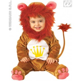 Baby Lion Cutie Fancy Dress Costume Age 1-2 (Animals)