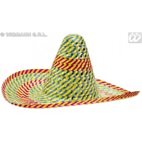 Acapulco Sombrero 50Cm - Fancy Dress
