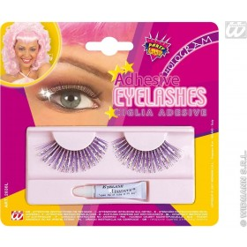 Laser Fashion Eyelashes - Fancy Dress