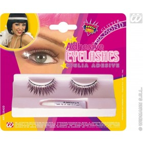 Eyelashes Glitter Diamond - Fancy Dress