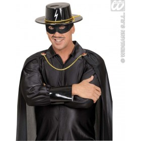 Caballero Hat Pvc - Fancy Dress (Cultures)
