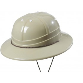 Hard Plastic Explorer Hat - Fancy Dress