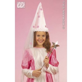 Fairy Wand 3D Silver - Fancy Dress (Fairy Tales)