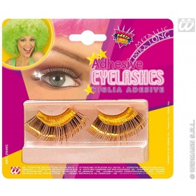 Eyelashes Jumbo Coloured - Fancy Dress