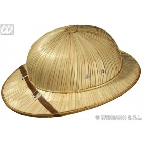 Explorer Hat Straw - Fancy Dress