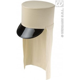 Beige Legionaire Kepi - Fancy Dress
