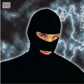 Black Hood - Fancy Dress