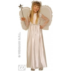 Angel Costume Child Fancy Dress Costume Girls (Christmas)