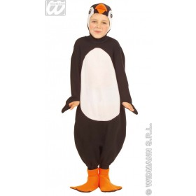 Penguin Jumpsuit/Headpiece/Paws Fancy Dress (Animals)