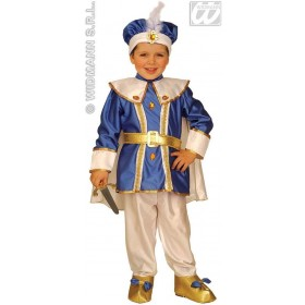 Royal Prince - Coat, Pants W/Shoe Covers Fancy Dress (Royalty)