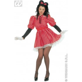 Mouse Adult Fancy Dress Costume Ladies (Animals)