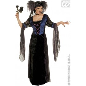 Gothic Princess Adult Fancy Dress Costume Ladies (Halloween)