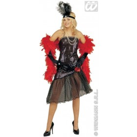 Tiffany Adult Fancy Dress Costume Ladies