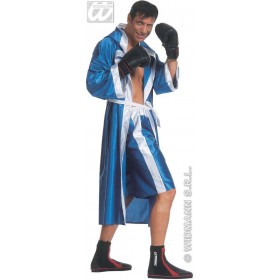 Boxer Adult Fancy Dress Costume Mens (Sport)