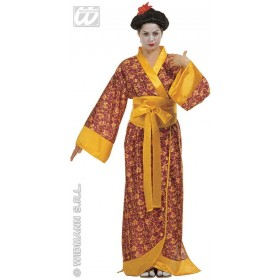 Kyoto Girl Adult Fancy Dress Costume Ladies