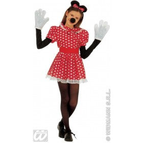 Mouse Girl Child Costume Fancy Dress Costume (Animals)