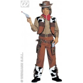 Western Cow Boy Costume Boys (Cowboys/Indians)